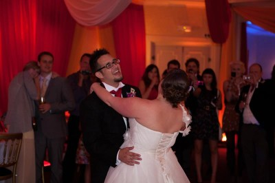 First Dance, Lansdowne Hotel, Hove